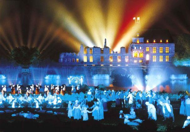 Spectacle de nuit du Puy du Fou